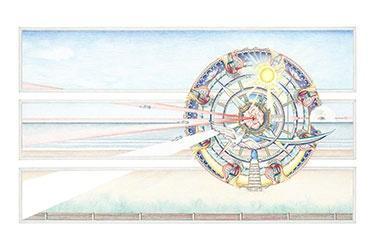 Geometrische Kunst 01-16 Janny Coster| Heilige Geometrie