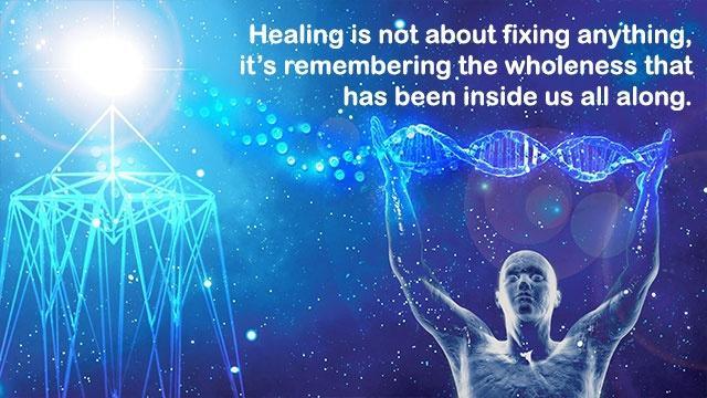 Stargate Experience Stargate Healing