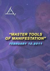 Cover of Master Tools Of Transformation