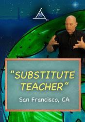 Cover of Substitute Teacher
