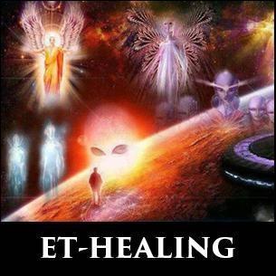 Séance de guérison extraterrestre (ET-Healing)